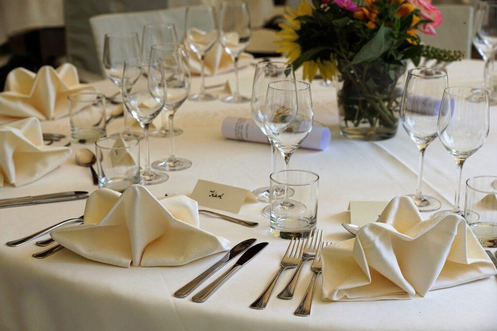 table, festival, birthday